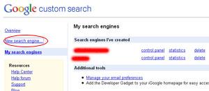 add-google-cse